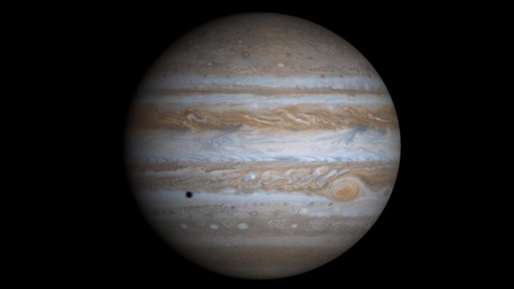 Jupiter the Gas Giant