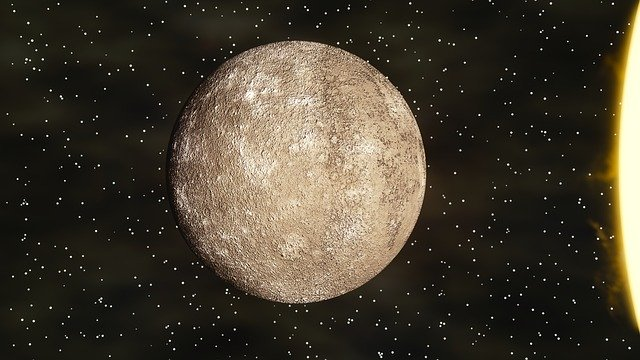 Mercury- The smallest planet: