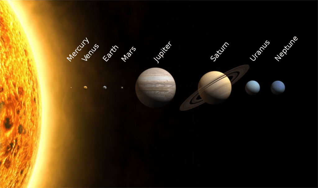 Mind blowing Facts about Planets for kids