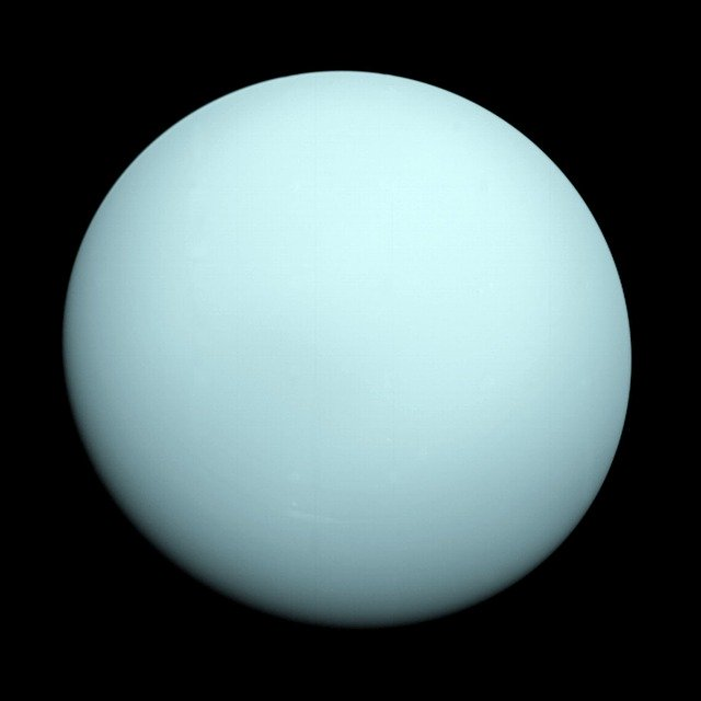 Uranus: The Gas Giant
