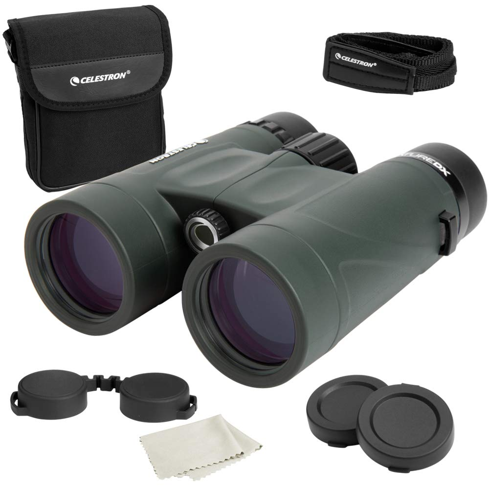 Celestron – Nature DX 8x42 Binoculars – Outdoor and Birding Binocular