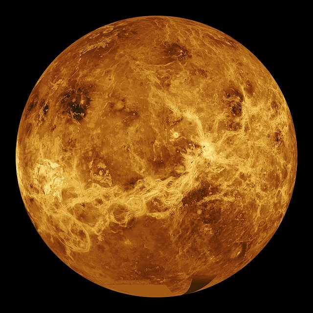 Venus-The earth's sister