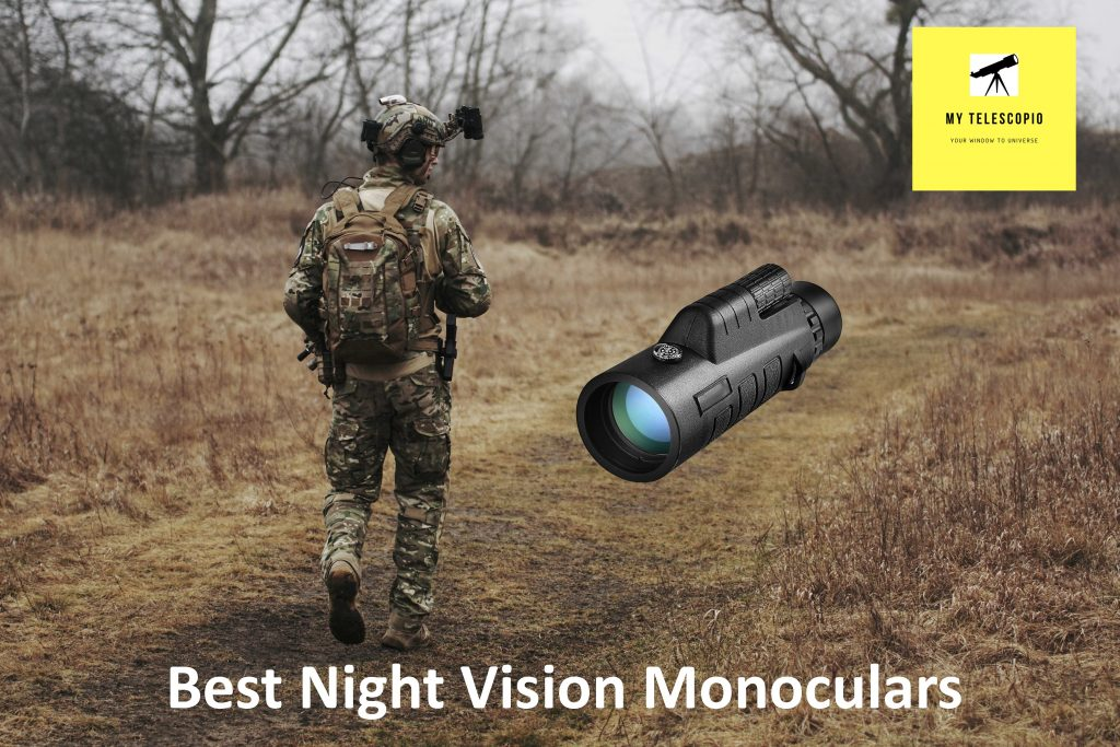 Best Night Vision Monocular for 2020