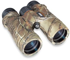 Bushnell Trophy Binocular, Roof Prism System and Focus Knob for Easy Adjustment