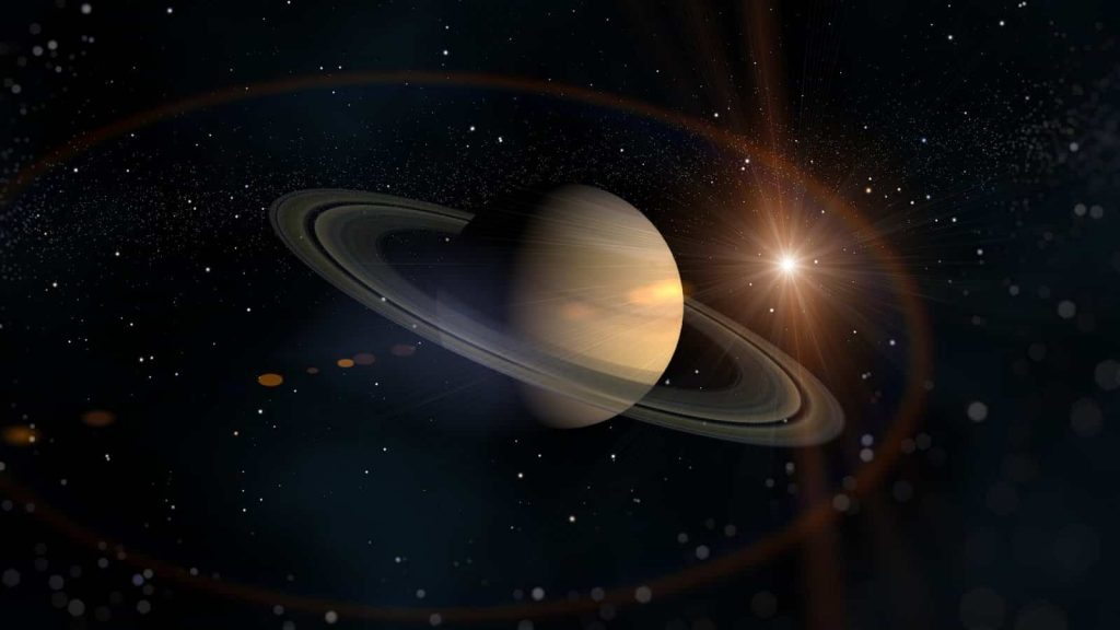 Saturn interesting facts