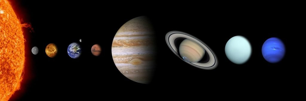 Planets In Order From The Sun- Ultimate Planet Guide